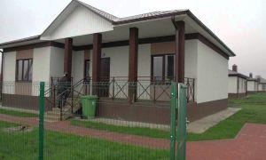 Строительство дома из ЖБИ панелей